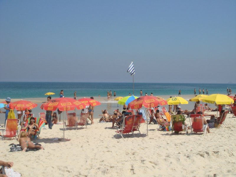 Impanema beach