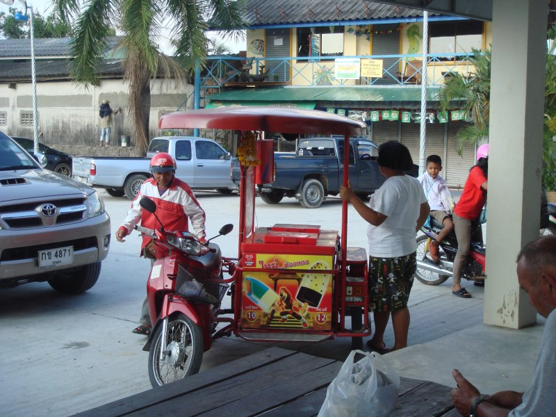 tuk tuk ice cream