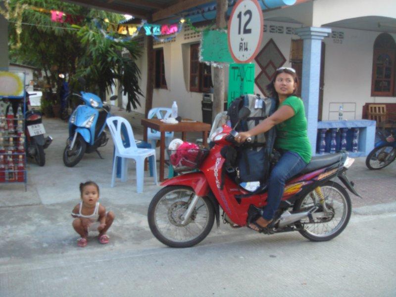 my bike taxi