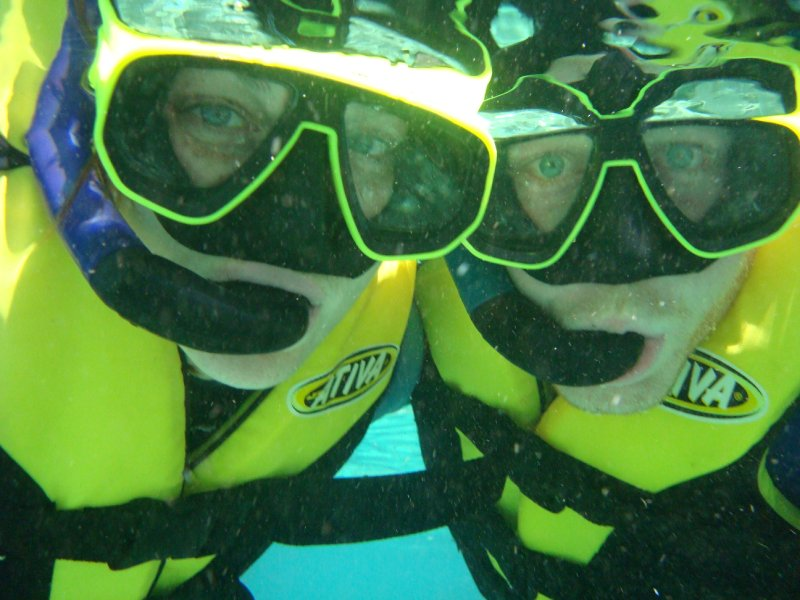 Us underwater