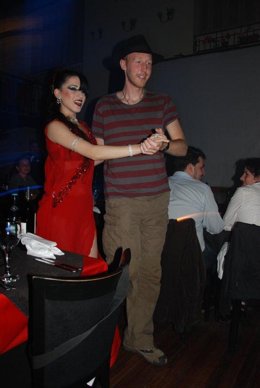 ross tango hat