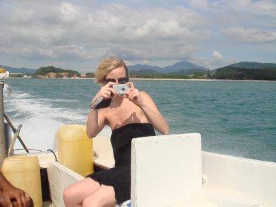 laura boat