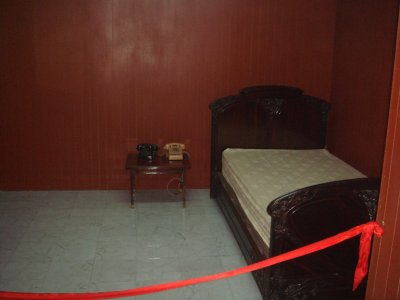 presidents bedroom
