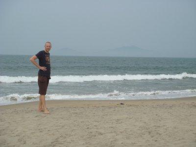 ross hoi an beach