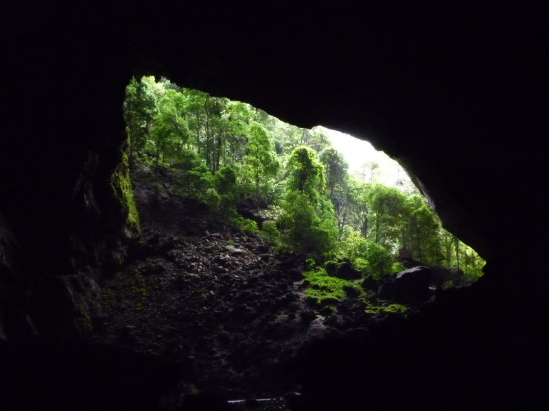 Garden of Eden, Deer Cave