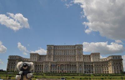 Bukarest Palatul