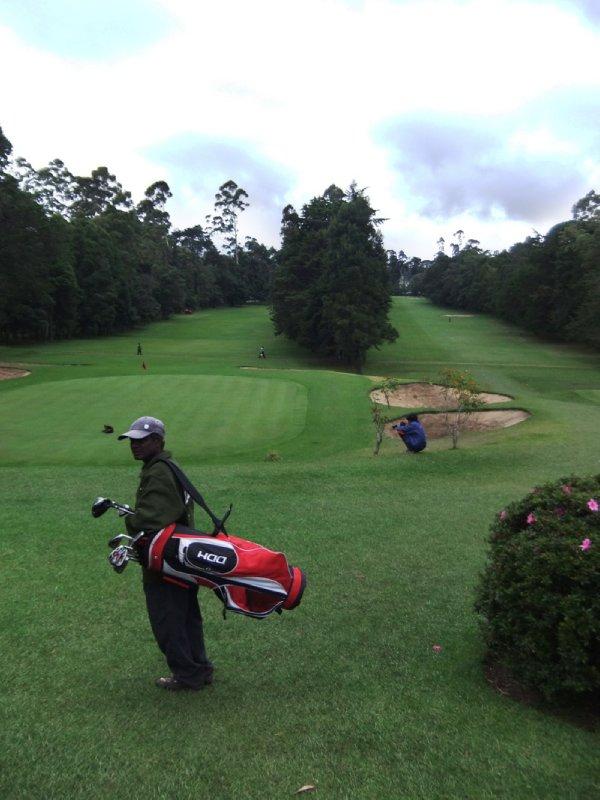 Royal Nuwara Golf Klub Sri Lanka