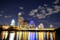 Austin skyline