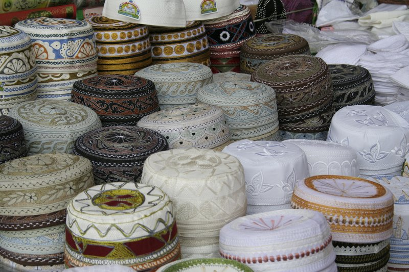 Muslim hats