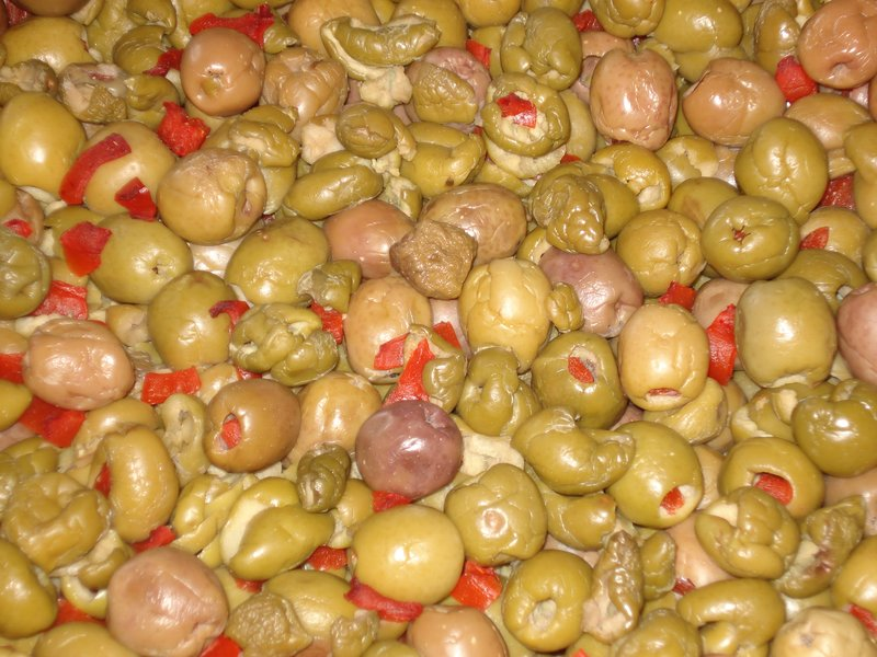 olives, olive oil producer