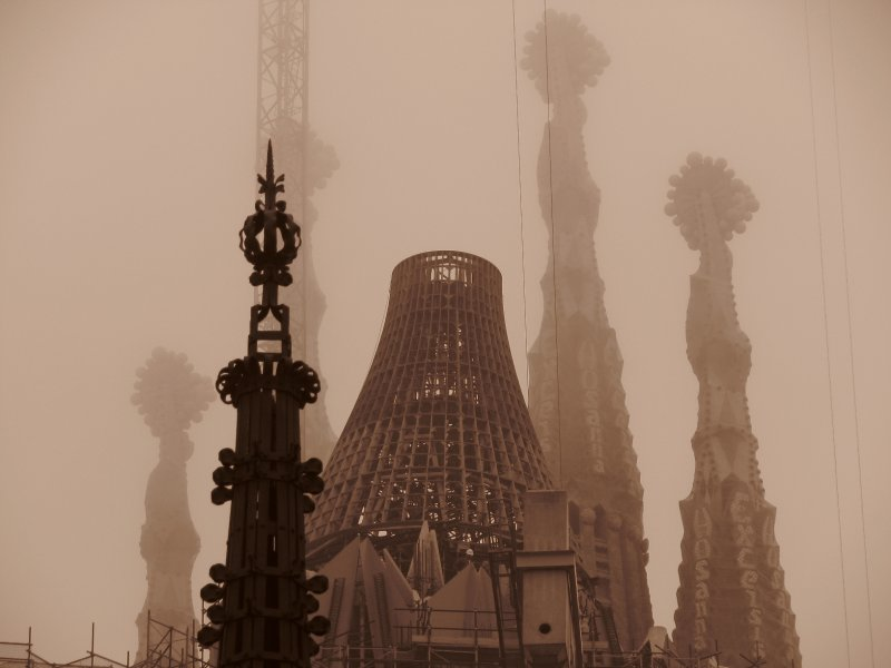 Sagrada Familia - Gaudi #3