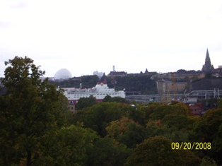 View from Skansen