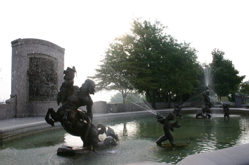 Capitol Grounds Fountain