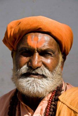 Pushkar sadhu