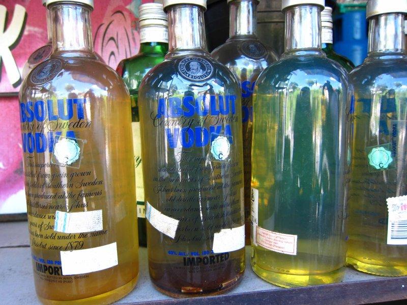 Bali gasoline