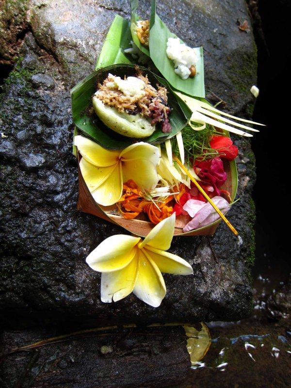 Bali offering 1
