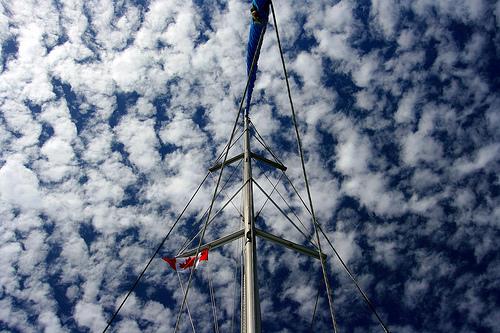 sailboat sky