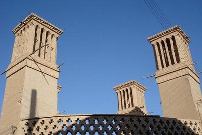 Badgire (Windtuerme) in Yazd