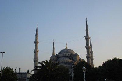 Blaue Moschee - das Wahrzeichen von Instanbul