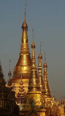 Shwedagon Paya 1