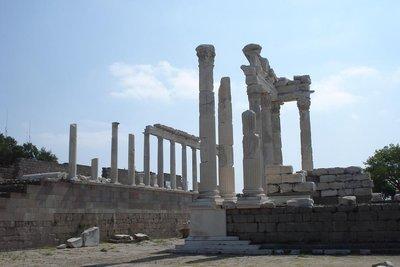 Akropolis in Pergama