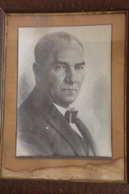 allgegenwärtig Atatürk