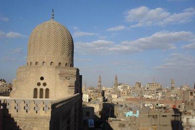 Bab Zuweila Moschee