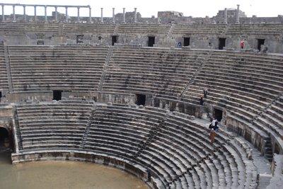 Bosra Kolosseum