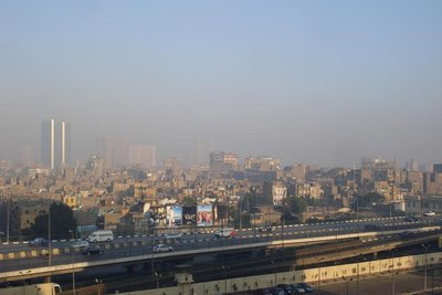 Kairo - so weit das Auge reicht