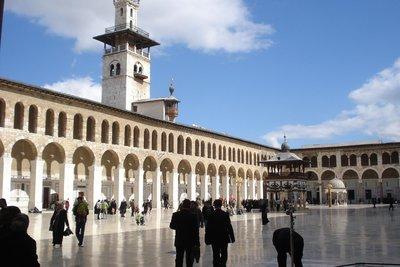 Ummayadenmoschee in Damaskus