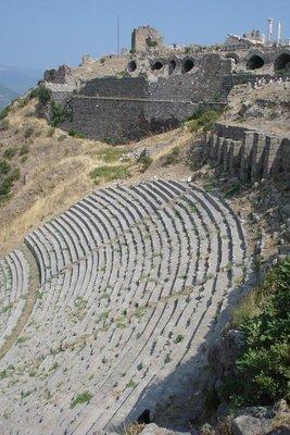 das grosse Akropolis-Theater