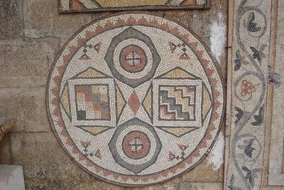 eines der unzähligen Mosaike