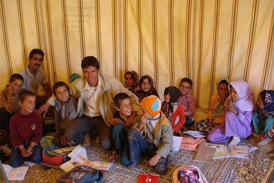 in der Nomadenschule