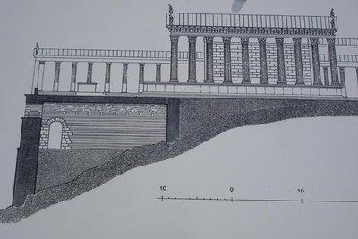 so sah das Akropolis von Pergama aus