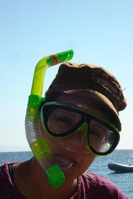 sorella auf der Suche nach Nemo