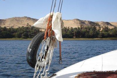 unterwegs auf dem mystischen Nil