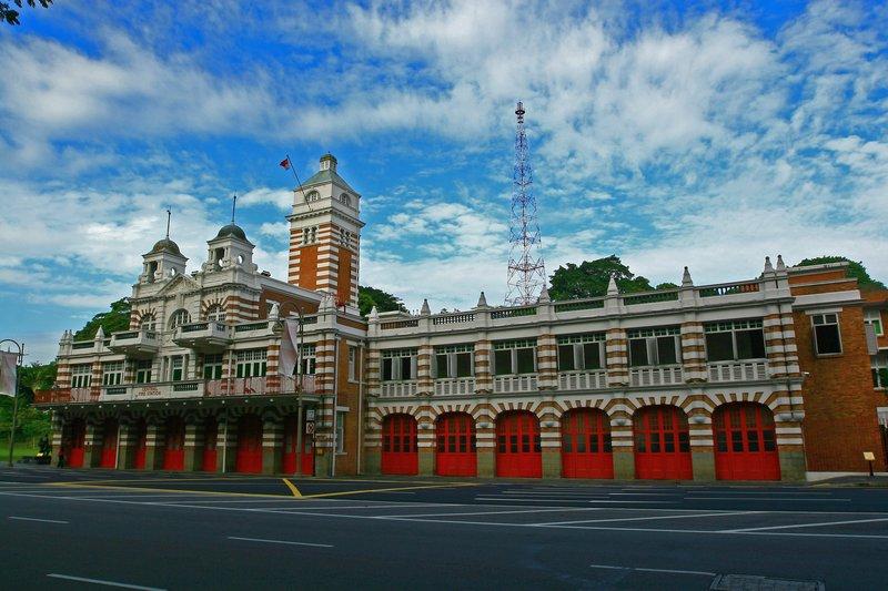 Singapore Fire Station