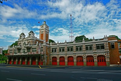 Singapore Fire Station