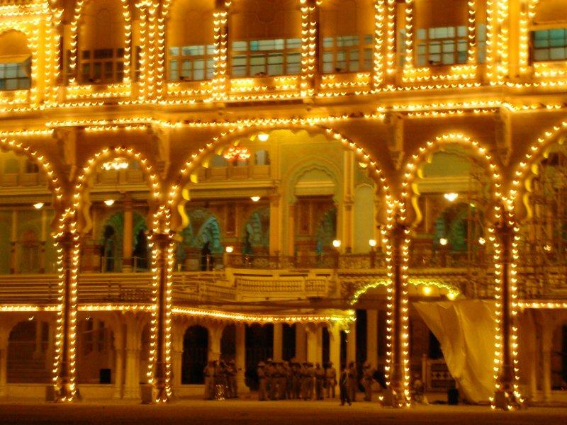 Mysore Palace band