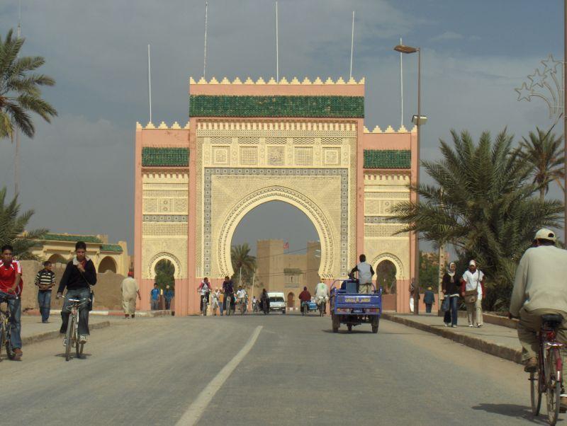 Town Entrance