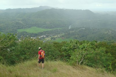 Hike to Cruz Daku, Loboc, Bohol
