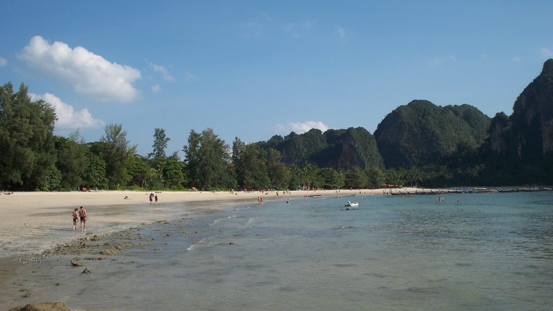 Railay Beach West 2