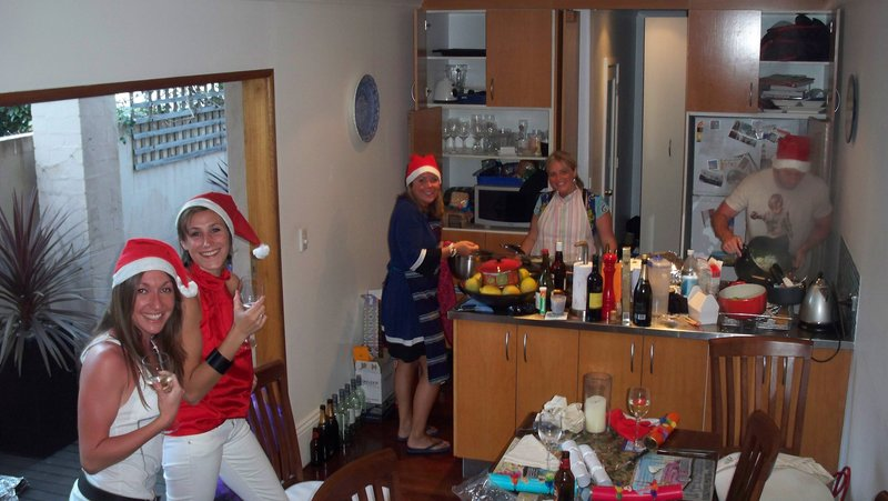 Xmas Day Kitchen Mayhem