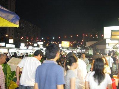street scene- gurney