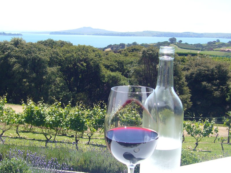 Waiheke Island wine tour2