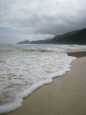 Praia Lopez Mendes.
