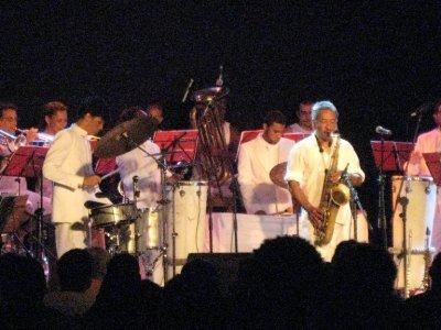 Salvador, samba band
