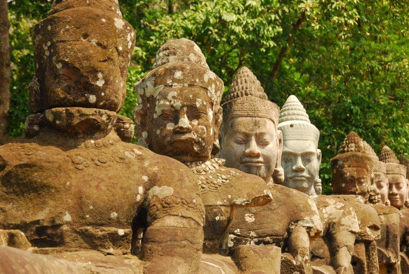 Cam 39 Buddha faces of good