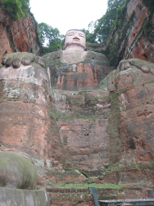 Leshan, the big daddy