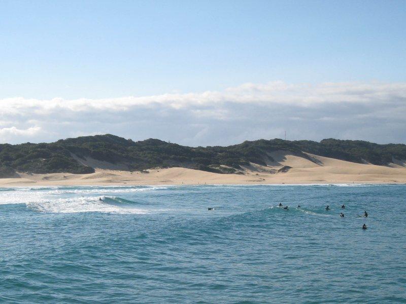 Port Alfred, beach